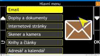 GuideConnect - hlavní menu